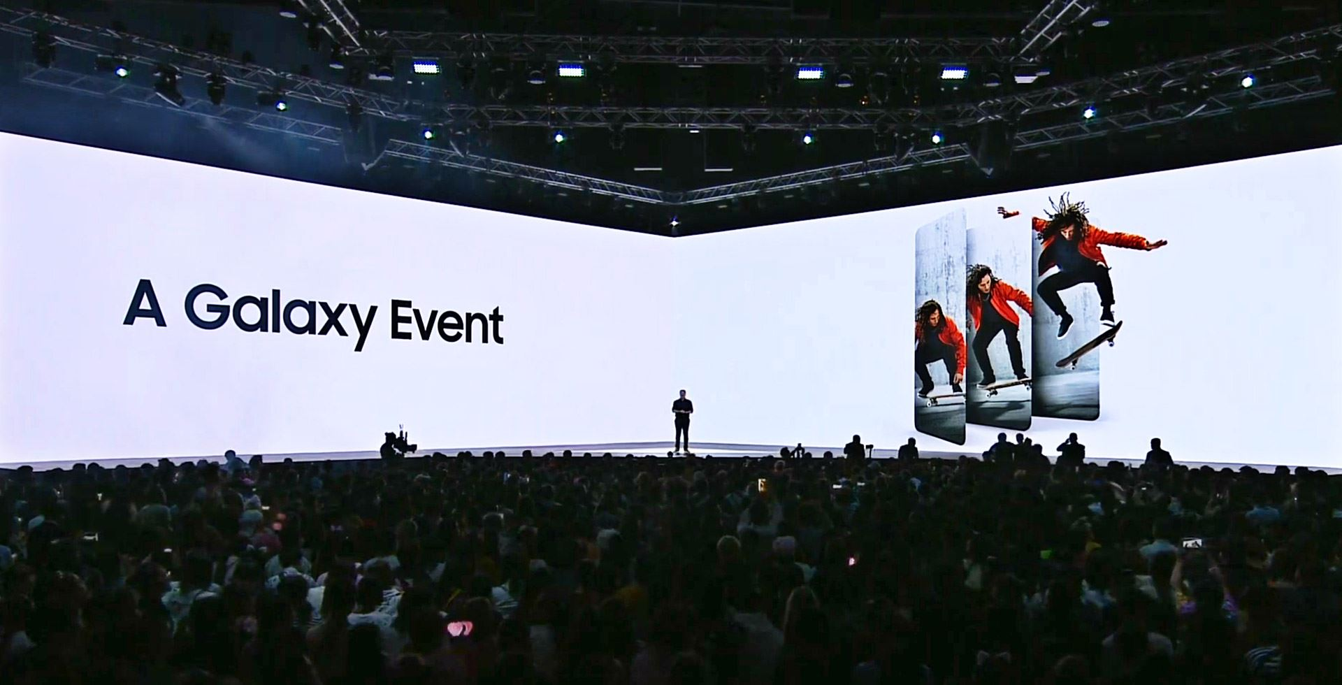 Samsung Galaxy A Product Launch Event