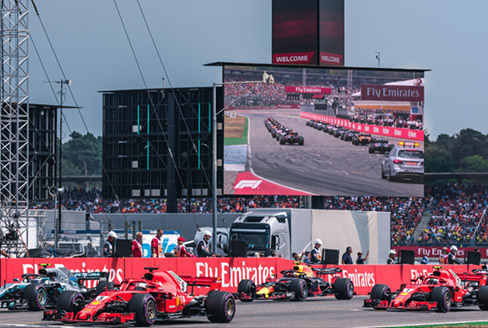 The 2018 Formula One World Championship
