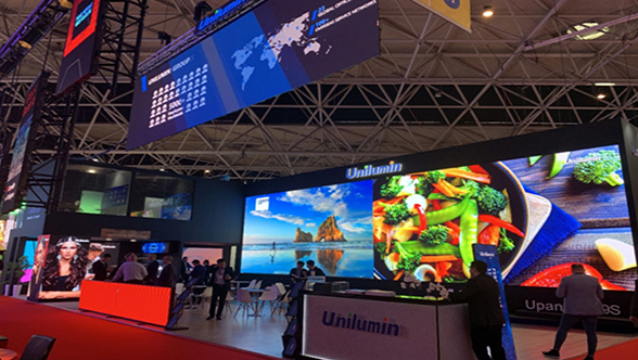 Ultra display quality, ultra experience, UMini's amazing launch in ISE2020
