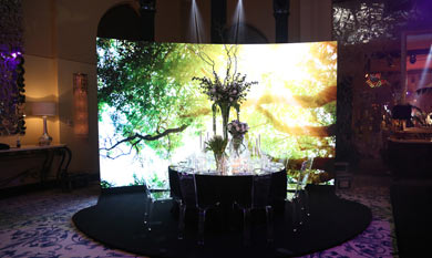 Dubai Event LED screen UpadⅢ2.6