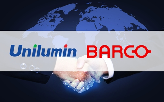 Unilumin Collaborates with Barco to Expand Its Global LED Display Business