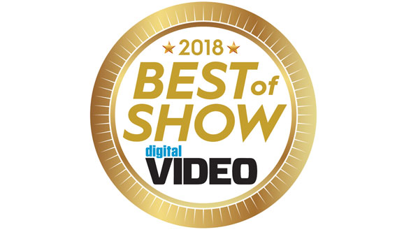 UTVⅢ — Winner of NewBay Best of Show Award at 2018 NAB