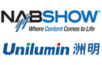 Joining Unilumin at NAB show 2014