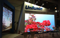 Unilumin features UHD LED display at EXPOMUSIC2014